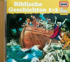 CD Die Originale Europa X Biblische Geschichten 1 + 2 OOP Klassiker