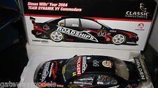 1/18 CLASSIC HOLDEN VY COMMODORE SIMON WILLS 2004 V8 SUPERCAR #44 DYNAMIK 18113
