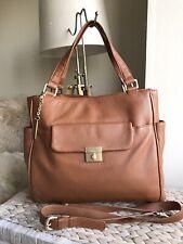 DKNY medium large genuine leather handbag shoulder bag