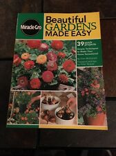 Beautiful Gardens Made Easy 39 Quick Projects By Elvin McDonald