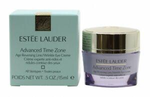 ESTEE LAUDER ADVANCED TIME ZONE AGE REVERSING LINE/WRINKLE CREME - WOMEN'S. NEW