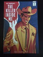JIM THOMPSON'S THE KILLER INSIDE ME #1 Both Covers NM
