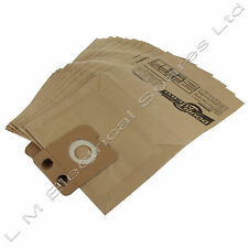Nilfisk GD1000 GD1005 GD1010 Vacuum Cleaner Hoover Paper Dust Bags 10 Pack