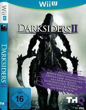 Darksiders II 2   Nintendo Wii U   WiiU Spiel Game   DE   #S