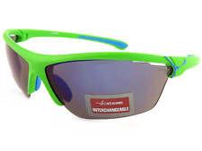 Cebe CINETIK 12 Lens Sunglasses Green / Grey Blue Flash Mirror + Yellow + Clear