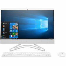 """HP 24"""" All In One PC Intel i5-8250U 1TB + 256GB SSD Full HD GeForce MX110 White"""