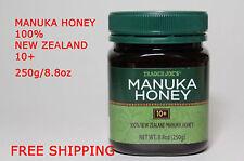 Trader Joe's 100% RAW New Zealand Manuka Honey 10+, 8.8oz - Best deal on eBay