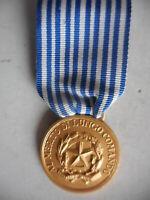 medaglia al merito di lungo comando Esercito dorata 1° classe