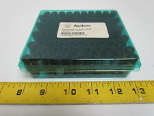 Agilent 5182-0545 Snap-Top Amber Glass Vial Write-On 12x32mm 2mL  100pk