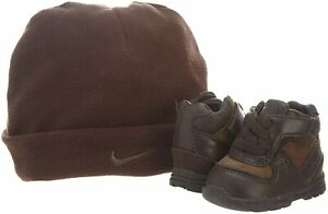 NIKE FIRST GOADOME GP (CB) BROWN VINTAGE (313939 221) SIZE 0C