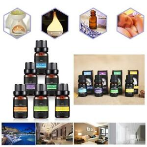 Essential Oil Aromatherapy Natural Essential Oils Pure Essential Oil SET 10 N1J8