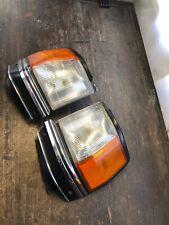 1986 Toyota Cressida Front Corner Lamps