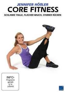 Core Fitness - Schlanke Taille, Flacher Bauch, Starker Rücken [DVD/NEU/OVP]