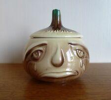 More details for sylvac onions face pot. nice piece. no. 4756. freepost