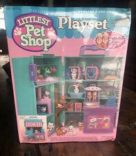 Vintage 1992 FACTORY SEALED  Littlest Pet Shop Playset Lovebirds Kenner Case