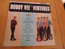 BOBBY VEE MEETS THE VENTURES LP  MONO LBY 1147