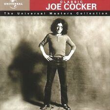 JOE COCKER - CLASSIC JOE COCKER: THE UNIVERSAL MASTERS COLLECTION (NEW CD)