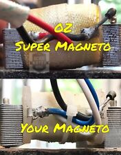 OZ Super Magneto - Huge-Coil Magneto for 2 Stroke Motorized Bicycle