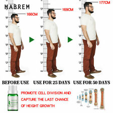 MABREM Height Grow Bone Nature Body Care Heighten Increasing Essential Oil 10ML*