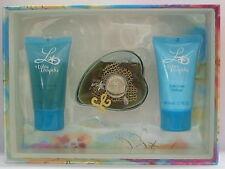 L de Lolita Lempicka For Women 3 Pcs Set 1.7 oz EDP + Body Lotion + Shower Gel