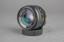 Vivitar 28mm f/2 Lens for Olympus OM - Olympus Film Lens