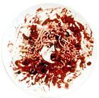 Vik Muniz Medusa Spaghetti Marinara Limoges Plate 1999 Norton X-Mas MoMA Edition