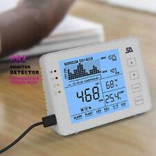Indoor Air Quality Monitor Co2 Meter Gas Leak Detector NDIR Sensor 0 5000ppm AU