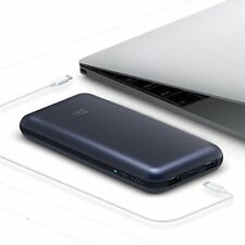 Xiaomi ZMI QB815 15000mah 2-Port Power Bank - Black