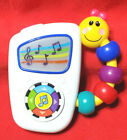Baby Einstein Take Along Tunes Musical Toy 7 Melodies Colorful Beads