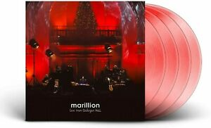 Marillion - Live From Cadogan Hall - New Red Vinyl 4LP - National Album Day