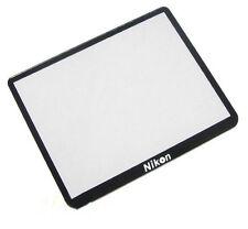 Backshell LCD External Screen Protective Glass for Nikon D3100