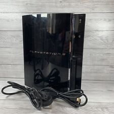 Sony CECHC03 PlayStation 3 60GB Console - Black - Backward Compatible Working