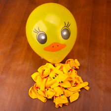 Yellow Duck 50pcs Party Supplies Latex Balloon Birthday Party DIY Decoration