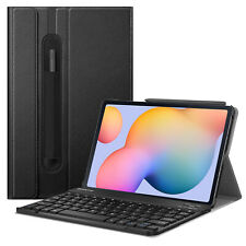 Keyboard Case for Samsung Galaxy Tab S6 Lite 10.4'' 2020 SM-P610 /SM-P615 Cover