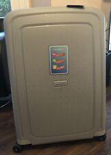 Samsonite S Cure Spinner Silver Case BNWT 69cm 4.2kg