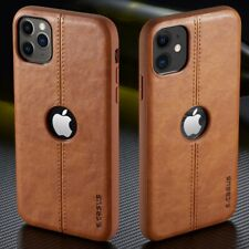LUXURY SLIM Leather Ultra Thin Case Cover for Apple iPhone 11 / 11 PRO MAX