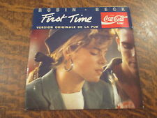 45 tours Robin Beck - The first time