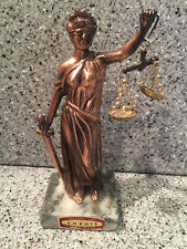 "Great Collectibe Hellenic Art Statue THEMIS ""Goddess of Justice"""