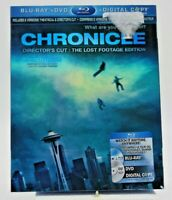 Chronicle Blu Ray Preowned