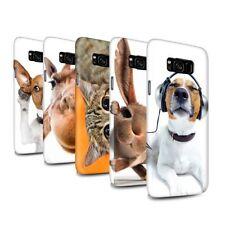Étuis, housses et coques mats Samsung Galaxy S8 pour téléphone mobile et assistant personnel (PDA)