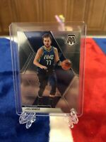 2019-20 Panini Mosaic Luka Doncic Dallas Mavericks Base 2nd Year Invest!!