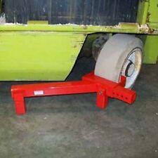 NEW! Cushion Fork Lift Tire Lock Combo, CTLL-C!!