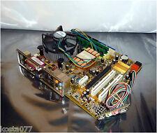 ASUS P5KPL-CM LGA775 INTEL Micro ATX MOTHERBOARD, I/O Plate, 3GHz CPU & 2GB RAM