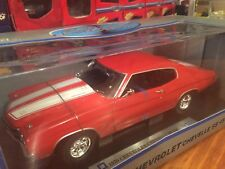 Welly 1:18 1970 Chevy Chevelle SS454 Item 9855W