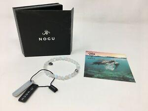 Women's Nogu Mermaid Glass Beaded Bracelet, Size OS - Rainbow White