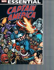 Essential Captain America Vol 2 by Jack Kirby & Stan Lee 2010 TPB Marvel