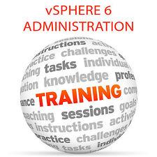 vSPHERE 6 Administration - Video Training Tutorial DVD