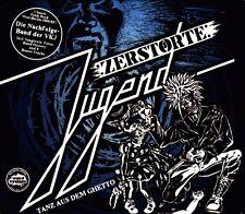ZERSTÖRTE JUGEND Tanz aus dem Ghetto CD (2003 Weird System)