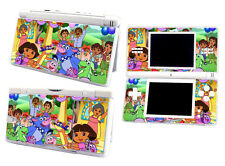 Skin Sticker to fit Nintendo DS Lite /  DSL - Dora the Explorer