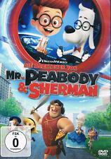 Die Abenteuer von Mr. Peabody & Sherman - DVD
